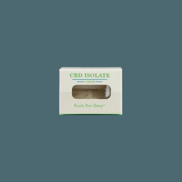 Powdered CBD Isolate - 1 gram