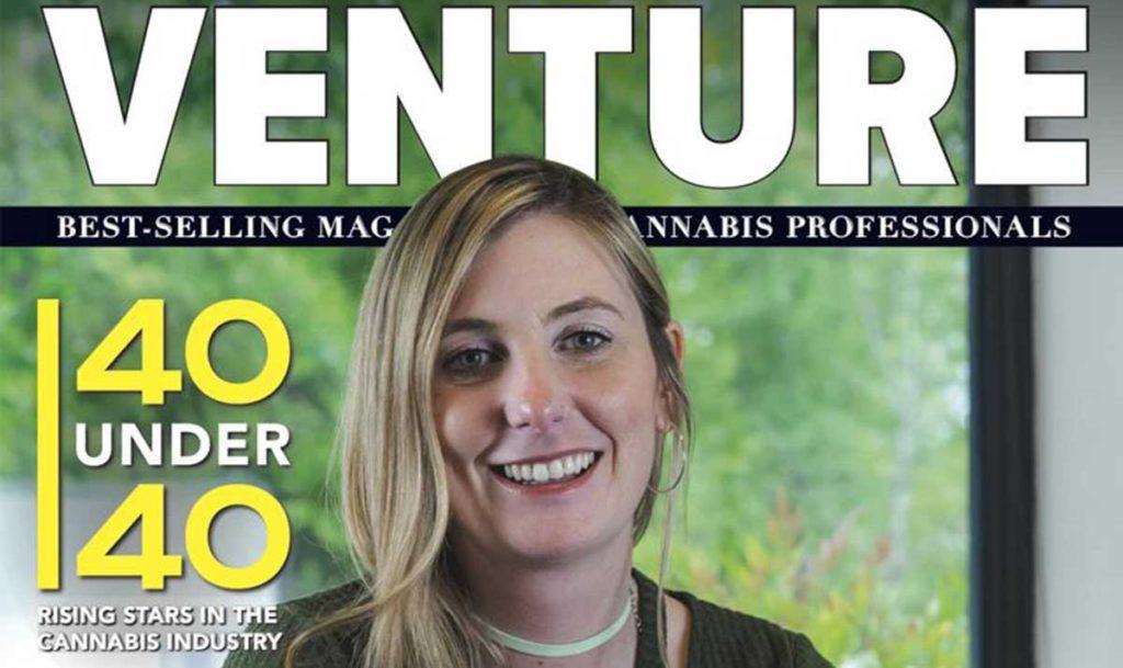 healthy roots hemp ceo liz merritt marijuana ventures magazine 40 under 40