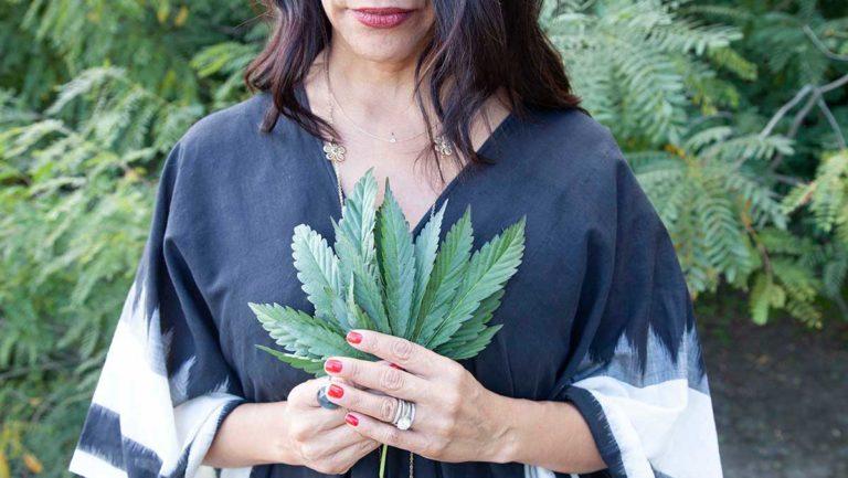 cannabis advocate victoria starr