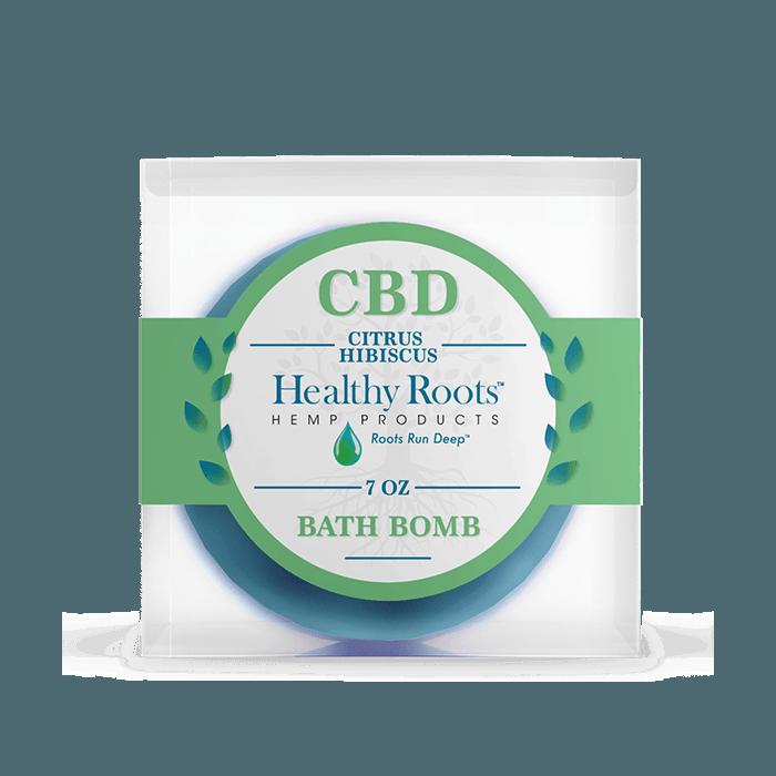 Healthy Roots Hemp Bath Bomb