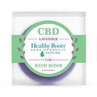Healthy Roots Hemp CBD Bath Bombs