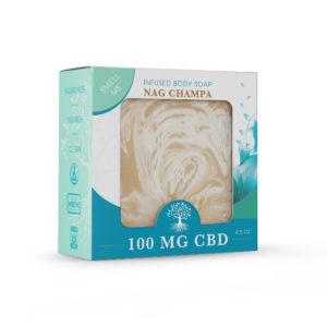 Healthy Roots Hemp CBD Bar Soap 100mg
