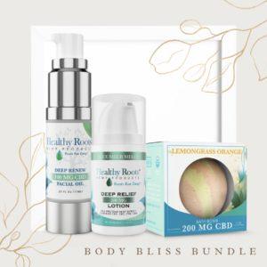 Full Spectrum CBD Body Bliss Bundle