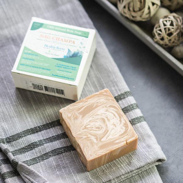 Healthy Roots Hemp CBD Soap