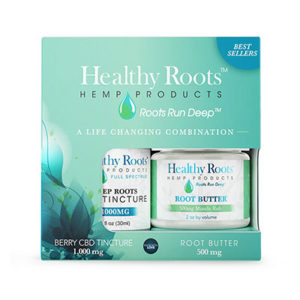 Healthy Roots Hemp Life Changing Combination