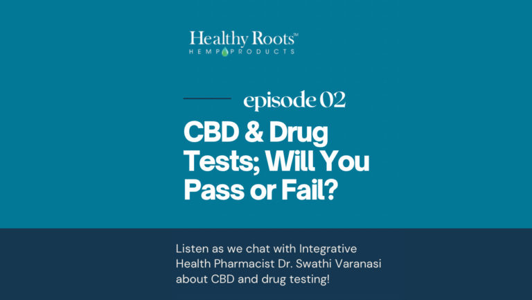 Will CBD make me fail a drug test