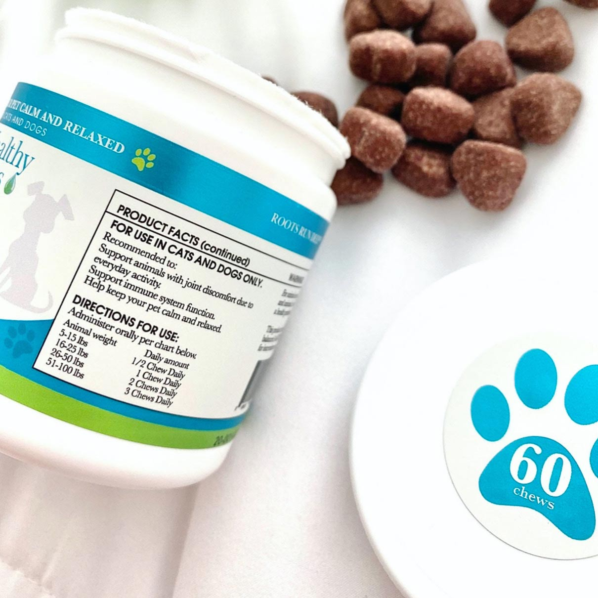 What Makes Our CBD Pet Chews Special
